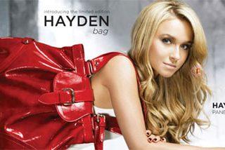 Los bolsos de Hayden Panettiere