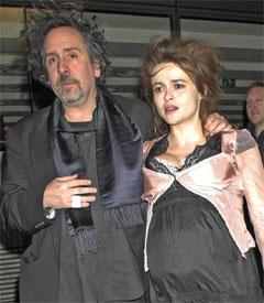 Tim Burton, papá por segunda vez