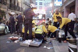 """Un ciudadano colombiano muere """"acribillado"""" a balazos en una calle de Madrid"""