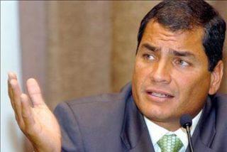 """Correa renunciará si la Constituyente da amnistía a los acusados de """"sedición"""" en Orellana"""