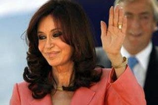 """Argentina se convierte en una sede de """"cumbres"""" por la asunción de Cristina Fernández"""
