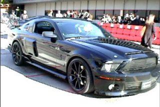 El nuevo coche fantástico