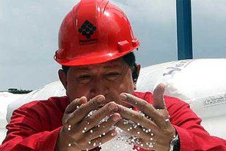 Chávez no es de izquierdas, es fascista
