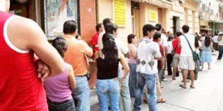 El número de extranjeros en paro aumentó un 30% en el último año