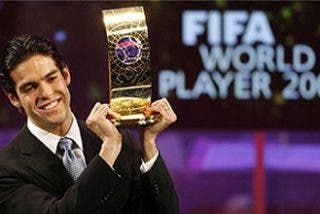 Kakà, FIFA World Player 2007