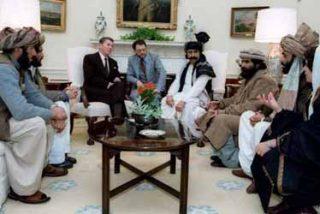 Talibanes patrocinados por EEUU: de aquellos polvos, estos lodos