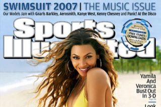 Beyoncé posa en bañador en la revista Sports Illustrated