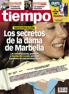 Los secretos de la dama de marbella - Tiempo olesa de montserrat ...