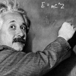 E=mc2 no es de Einstein, sino del italiano Olinto de Pretto