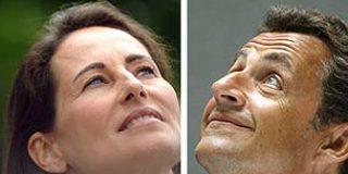Ségolène Royal acorta un poco la distancia con Sarkozy