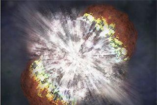Tras la pista de una nueva supernova
