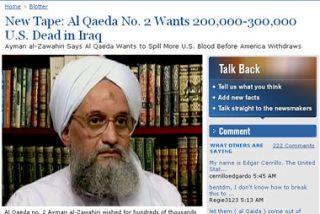 """Al Qaeda dice que tiene """"una trampa"""" para las fuerzas de EEUU en Iraq"""