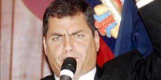 Correa es partidario de que la Asamblea Constituyente disuelva el Congreso