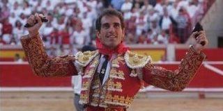 Muy grande Salvador Cortés en Pamplona