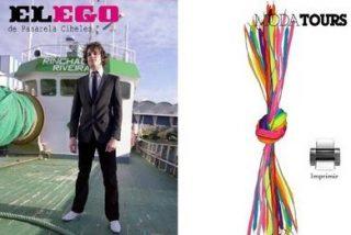 Presentación de `El Ego de Pasarela Cibeles y Moda Tours´