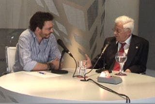 "Padre Ángel García: ""El diálogo es el gran déficit del siglo XXI"""