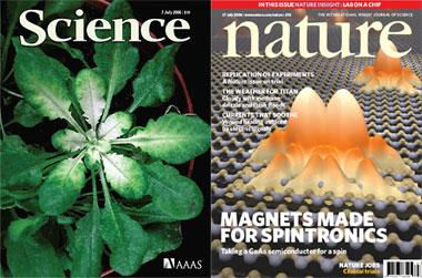 Science y Nature, Príncipe de Asturias de la Comunicación 2007