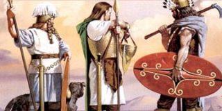 """La Xunta de Galicia entroniza """"la raza superior celta"""" en una web educativa"""