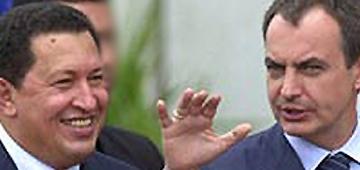 """Zapatero ya no es el """"mejor amigo"""" de Hugo Chávez"""