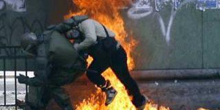 Las protestas contra el Gobierno chileno dejan al menos 400 detenidos