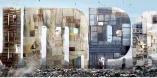 La televisión-basura se lanza, como no, a un 'reality' donde los concursantes viven literalmente entre la basura