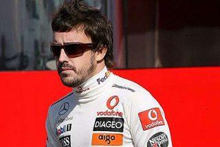 Alonso consigue el mejor tiempo en los entrenamientos de Monza