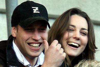 El príncipe Guillermo y Kate Middleton ya piensan en boda