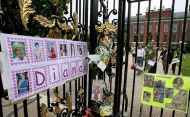 Numerosos actos recuerdan a Diana a los 10 años de su muerte