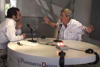"""Ernesto Saénz de Buruaga: """"No puede ser que los periodistas malos estén siempre en el mismo lado"""""""