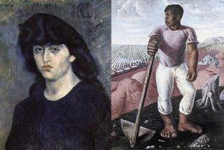 Recuperan los cuadros de Picasso y Portinari que fueron robados en el Museo de Sao Paulo