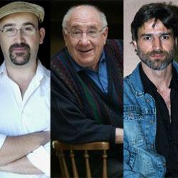 Cámara, Landa y San Juan, en los Premios Unión de Actores