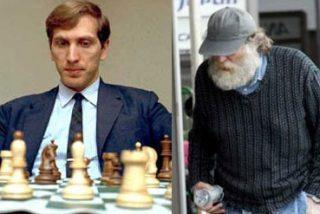 Bobby Fischer, ex campeón del mundo de ajedrez