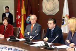 Fernández Lasquetty y Ramón Calderón presentaron campaña pro integración de los inmigrantes