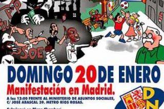 Prohiben manifestación racista en Madrid