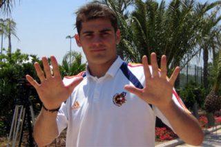 """Casillas: """"Quiero ser presidente del Madrid"""""""
