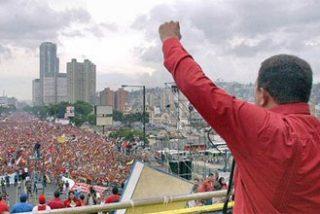 Chávez amenaza con la guerra civil para perpetuarse en el poder