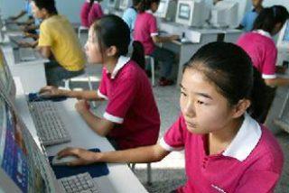 China tiene ya el mismo número de internautas que EEUU: 210 millones