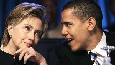 Barack Obama le gana por goleada a Hillary la batalla en Internet