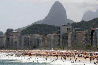Copacabana con conexión WiFi gratis