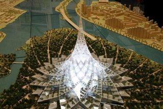 Foster proyecta el mayor edificio del mundo en Moscú: la Isla de Cristal