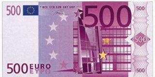AEAT, tras los billetes de 500 euros y operaciones inmobiliarias