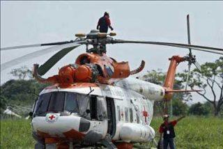 Colombia dice que Caracas está interesada en retirar aeronaves de rescate