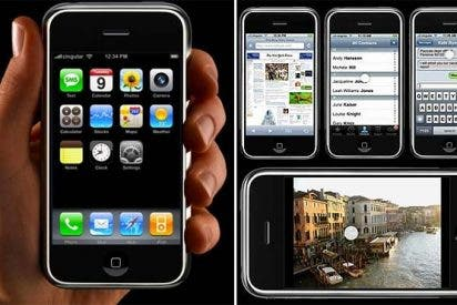 Apple reinventa el teléfono con el iPhone