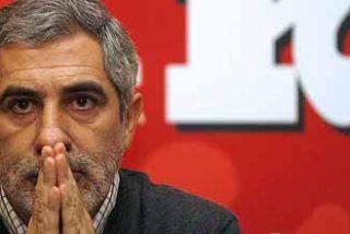 """Llamazares lamenta la """"loca carrera fiscal"""" del PP y PSOE para compran votos"""