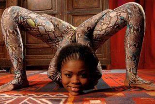 La niña serpiente