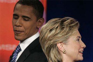 Obama rebasa en número de delegados a Hillary tras su quinta victoria en dos días
