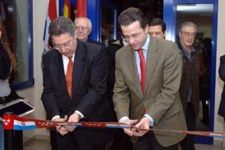 El Consejero de Inmigración, Fernández-Lasquetty inauguró el CEPI Hispano-Paraguayo de Madrid