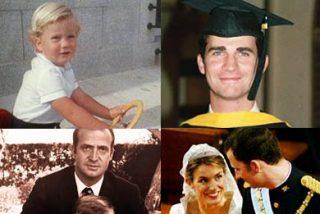 El príncipe Felipe cumple 40 años