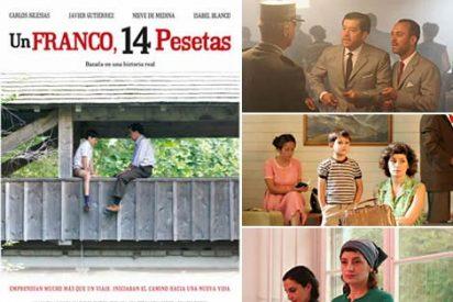 'Un franco, catorce pesetas', cine español del bueno, en Versión Española