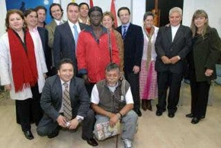 Víctimas del terrorismo de Colombia de reunieron en Madrid